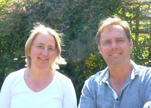 Paul and Jo Ladkin - New Life Gardening